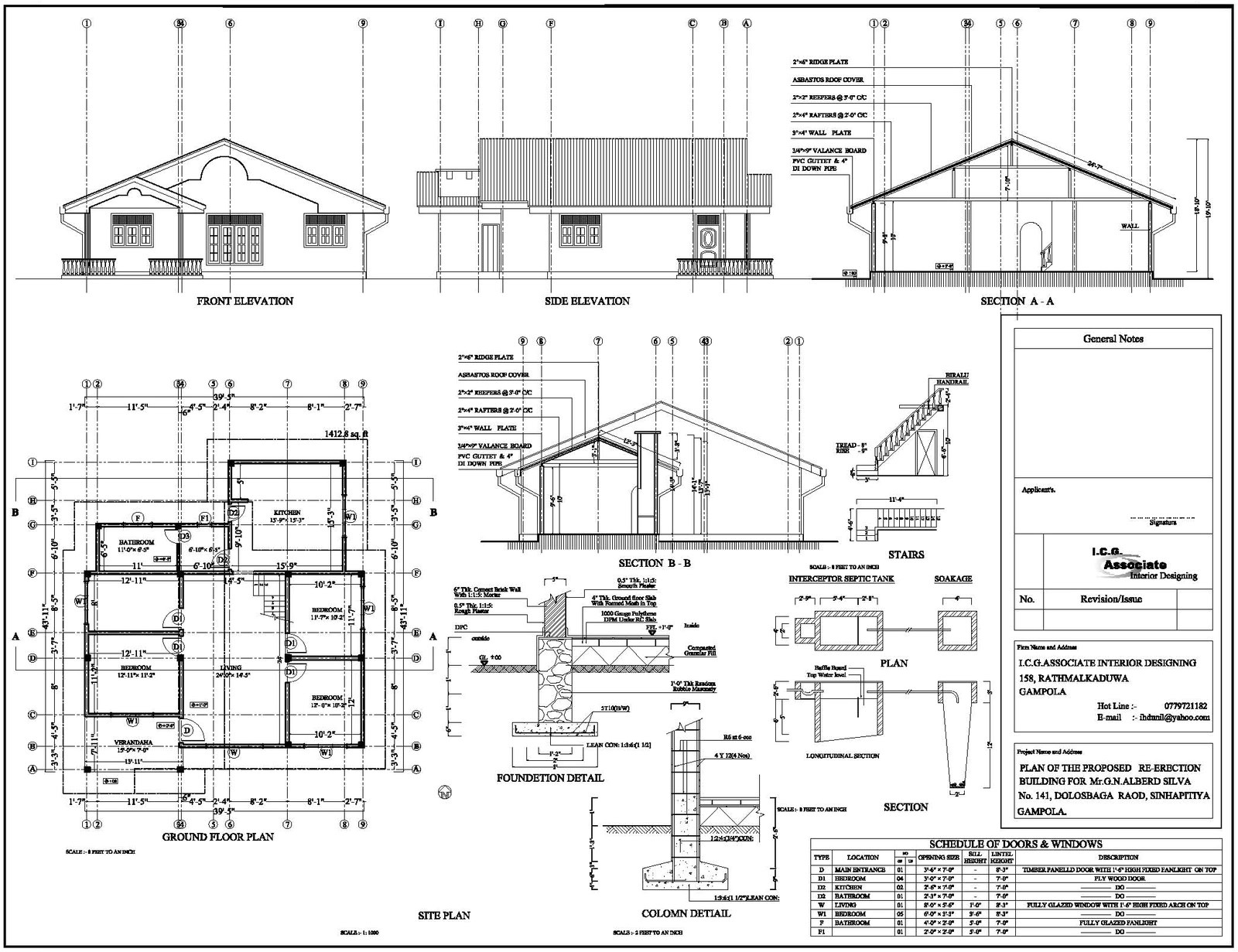 house plans in sri lanka with photos