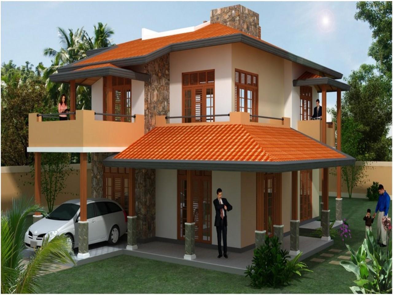 house plans for sri lankan style
