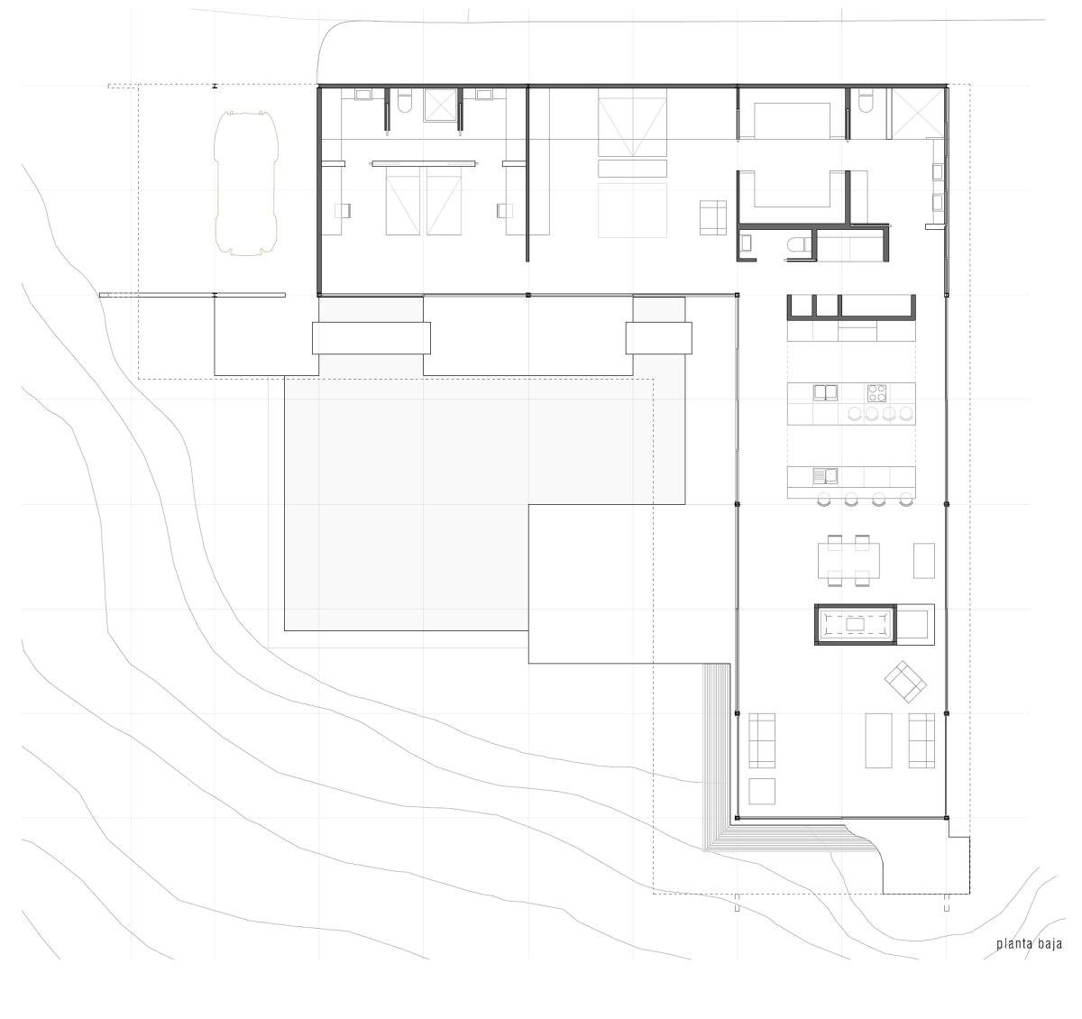 stahl house plan