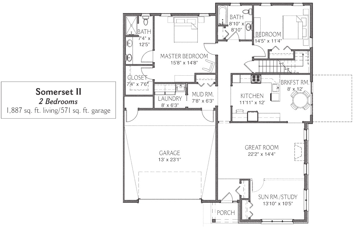 standard house plans