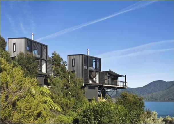 Steep Lot House Plans Steep Hillside Home Plans Unique House Plans