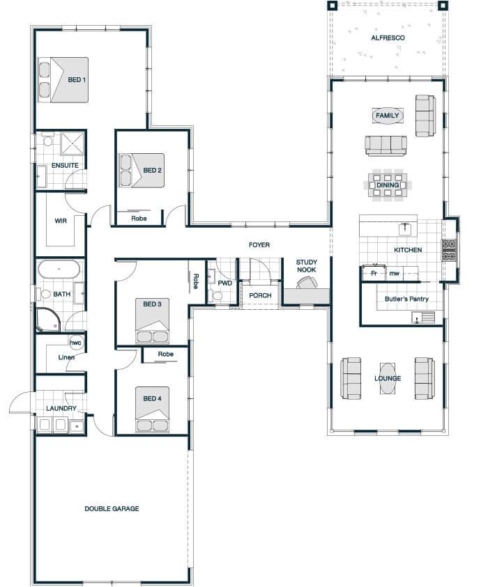Stonewood Homes Plans Pavillion Stonewood Homes