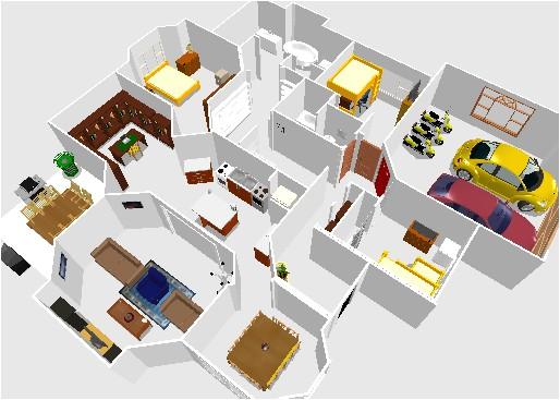 sweet home 3d floor plan design