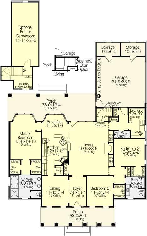 home sweet home floor plans