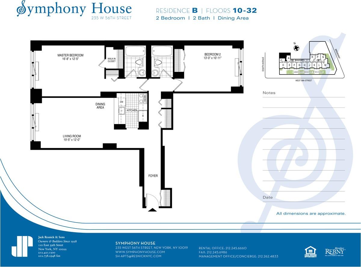 symphony house
