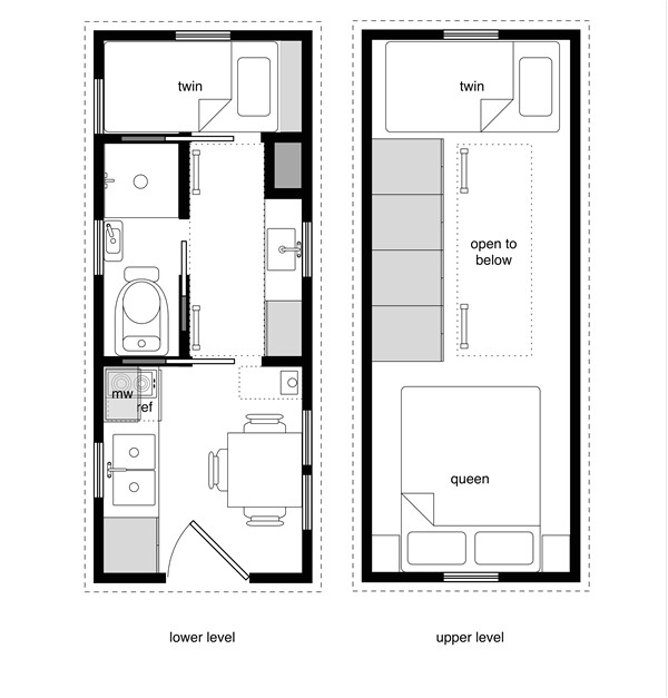 micro home floor plans new a sample from the book tiny house floor plans 8x20 tiny house