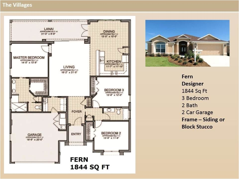 The Villages Home Floor Plans Beautiful the Villages Home Floor Plans New Home Plans