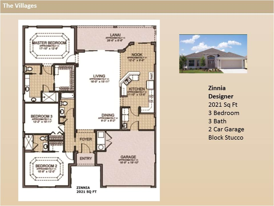 the villages designer homes