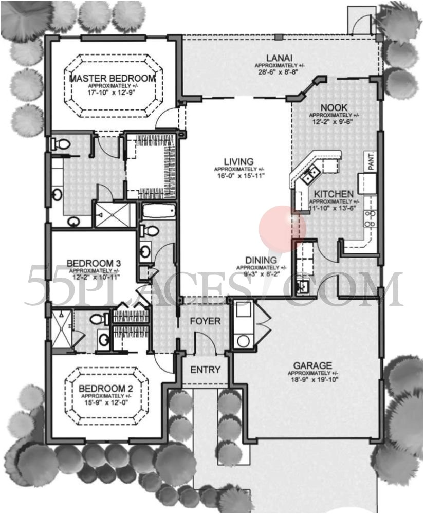 floor plans the villages