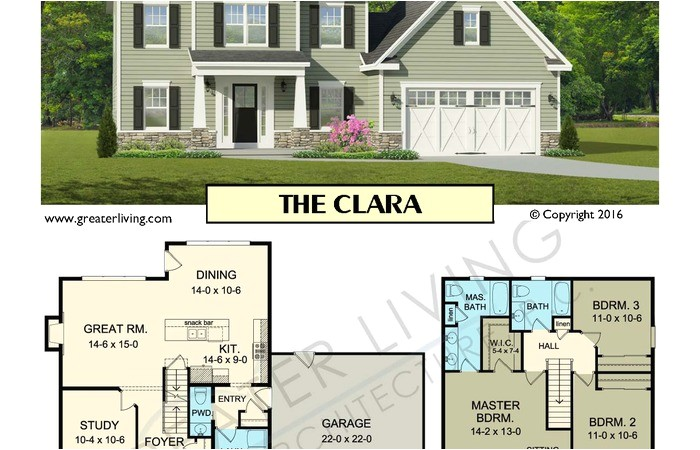 thehousedesigners small house plans