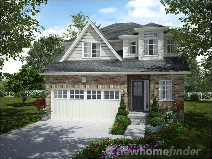 Thomasfield Homes Floor Plans Seguin Model at Mayberry Hill In Guelph