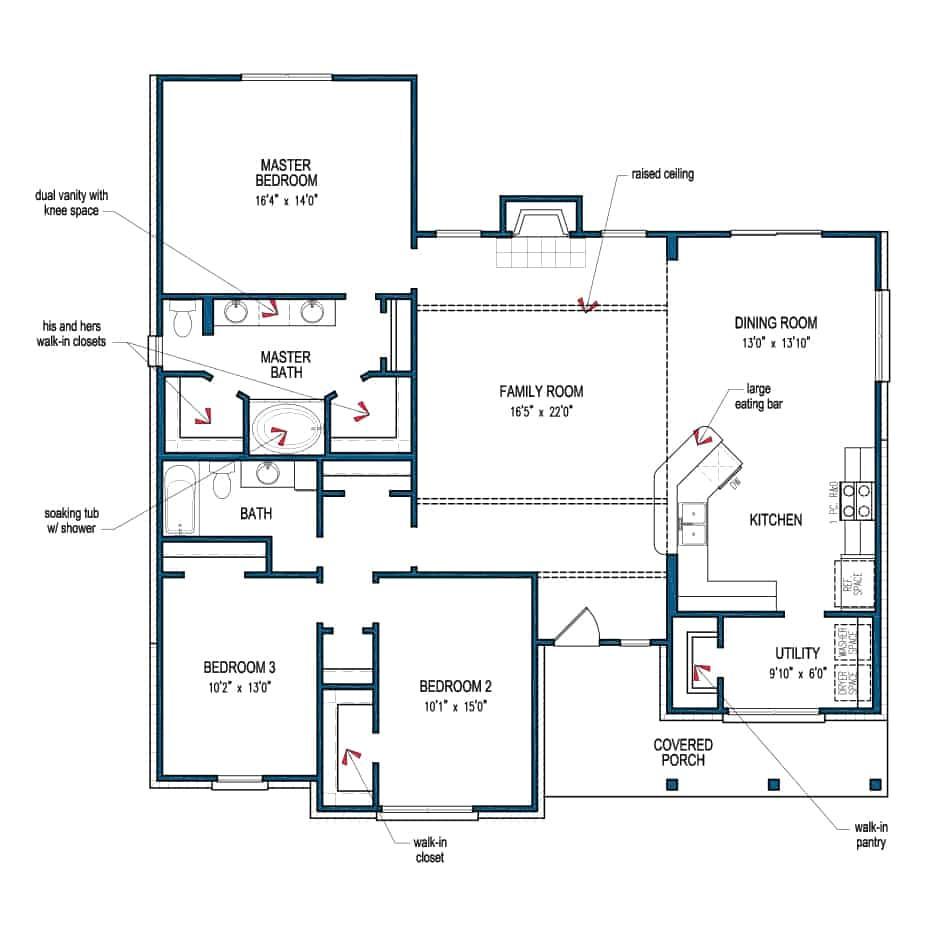 tilson homes plans