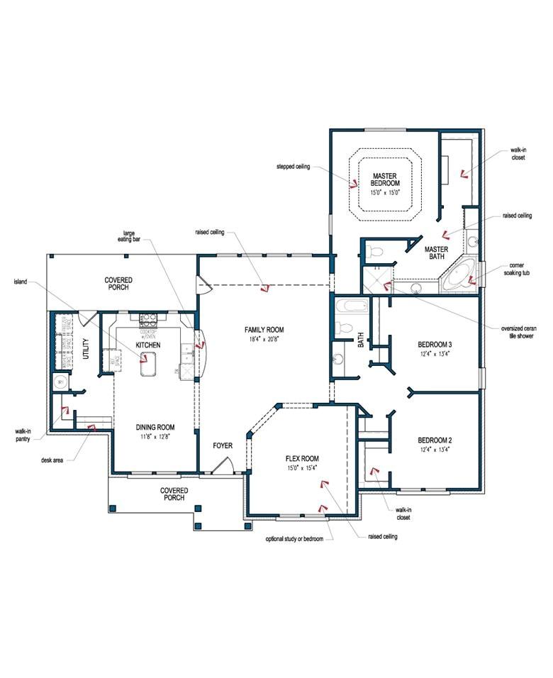 lovely tilson home plans 8 tilson homes floor plans texas