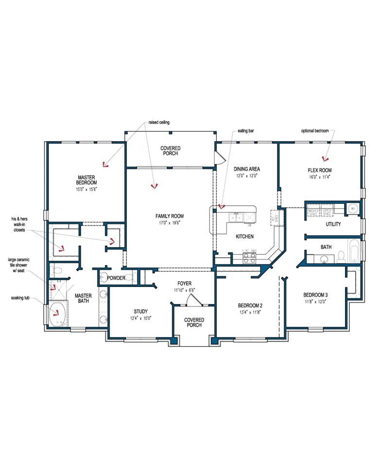 magnolia at tilson homes built on your lot in katy