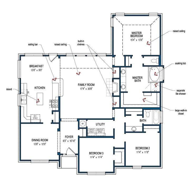 superb tilson home plans 3 tilson homes floor plans
