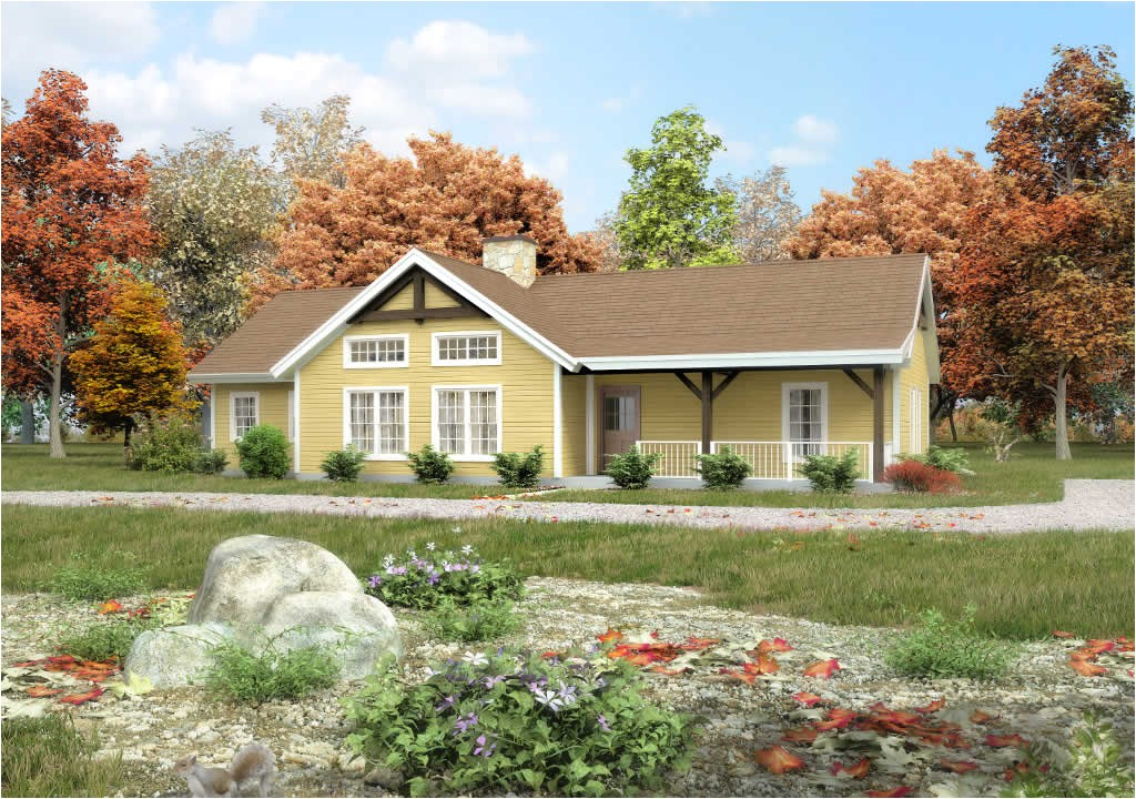 timber frame ranch home plans