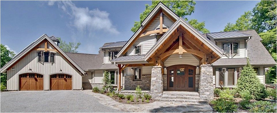 timber frame ranch style homes
