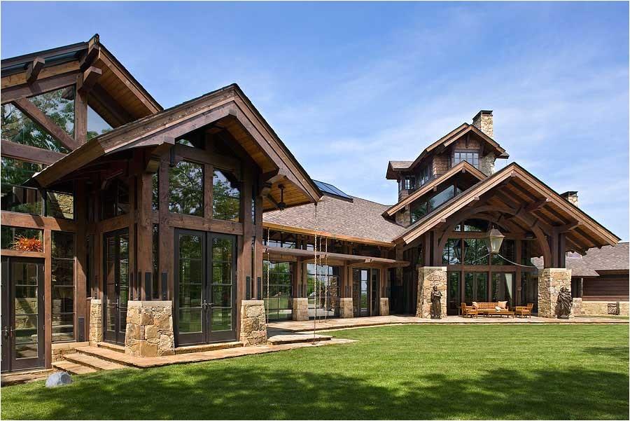 Timber Homes Plans Timber Frame Home Design Log Home Pictures Log Home
