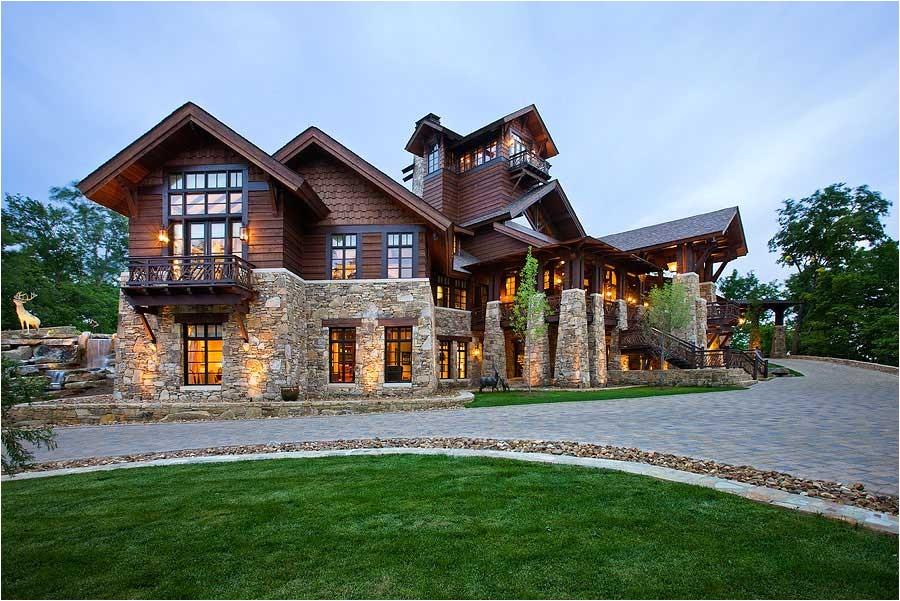 timber frame home plans