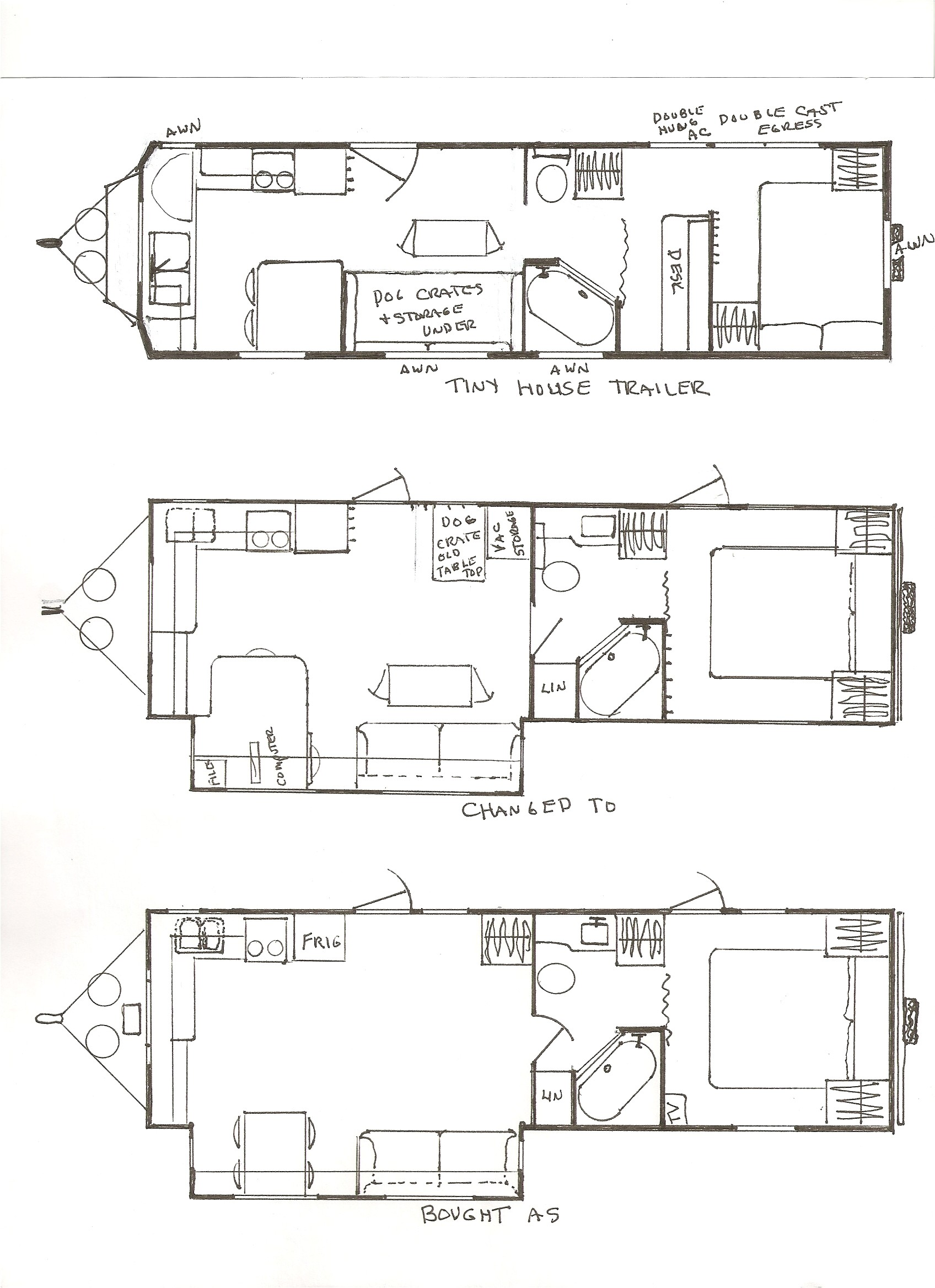 floor plans for tiny houses 2016