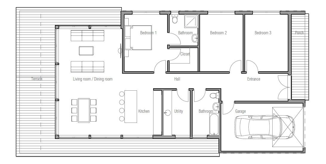 small modern house plans with loft modern tiny house plans with loft homes zone
