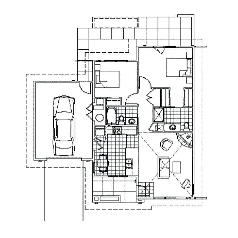 house plans for seniors