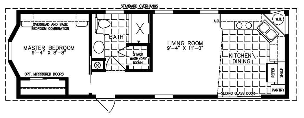 Tiny Mobile Home Floor Plans Floor Plans Manufactured Homes Modular Homes Mobile