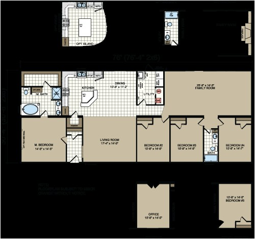 titan modular home floor plans