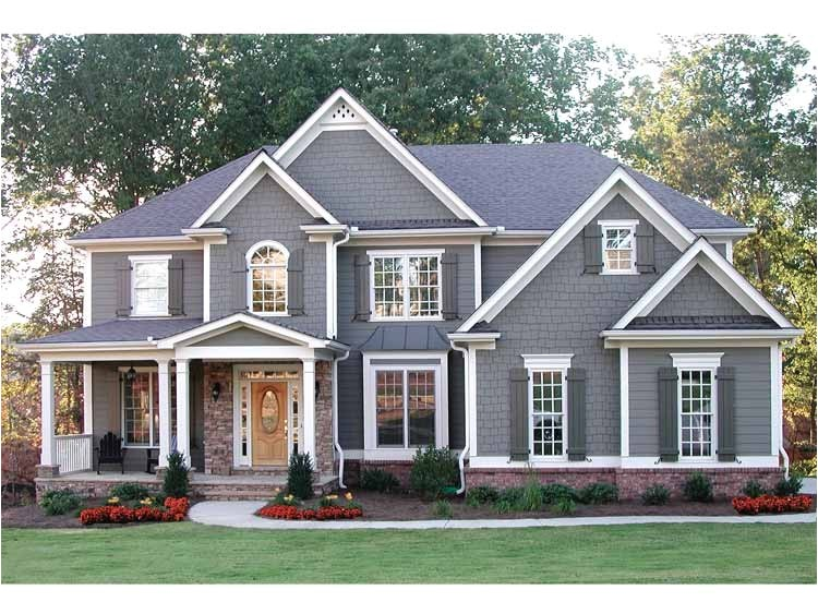 eplans craftsman house plan traditional yet bright and open 3054 square feet and 5 bedrooms from eplans house plan code hwepl68376