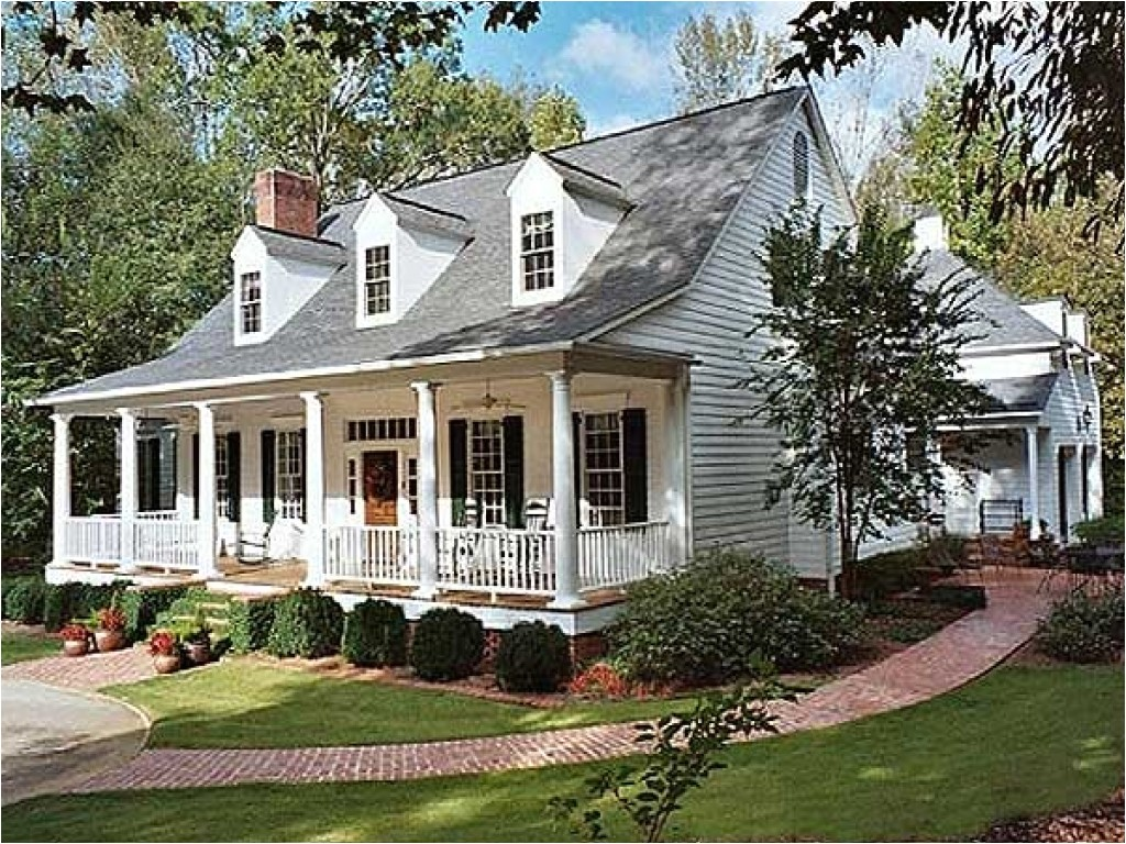 Traditional southern Home Plans Traditional southern Home House Plans Colonial southern