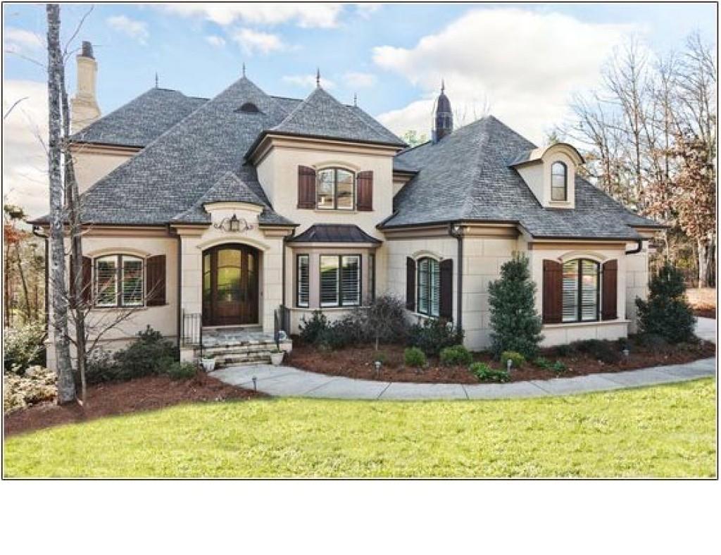 transitional house design