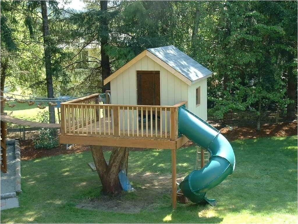 backyard treehouse kit
