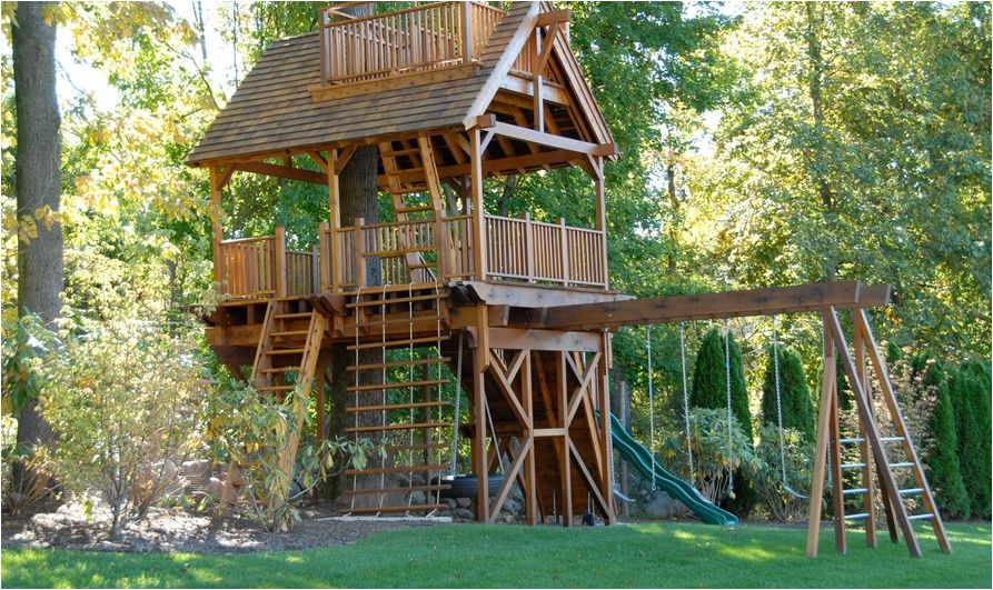 elements to include in a kids treehouse