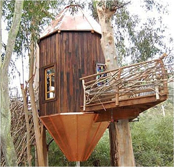Tree Houses Plans and Designs 33 Simple and Modern Kids Tree House Designs Freshnist