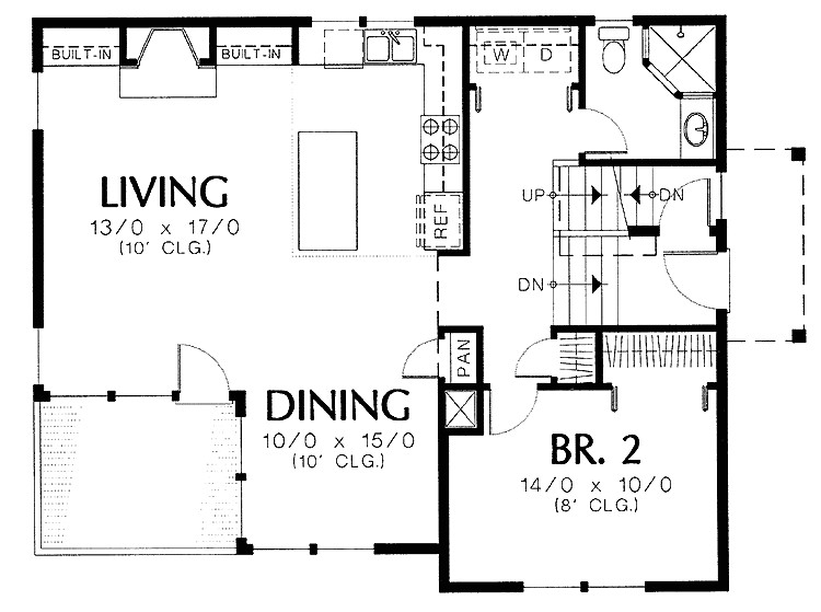 exceptional tri level house plans 6 tri level floor plans