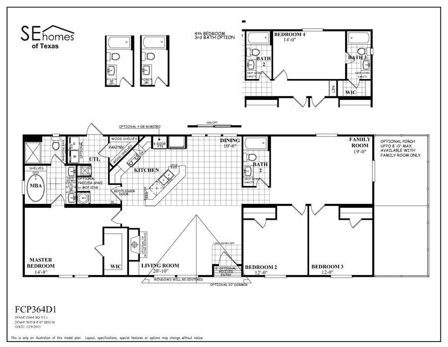 Triple Crown Homes Floor Plans
