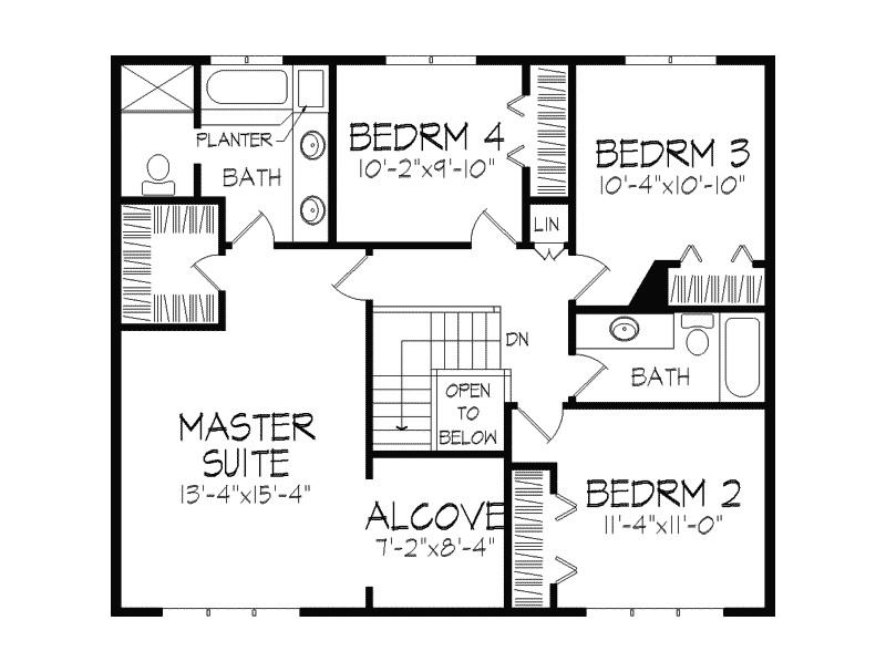 tudor floor plans