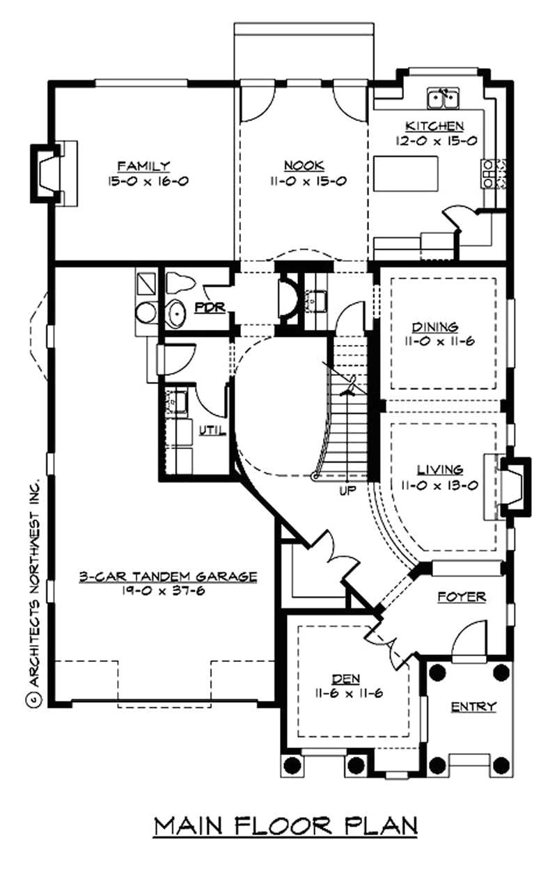 Tudor Home Floor Plans Tudor House Plans Home Design Cd 3455c 9299