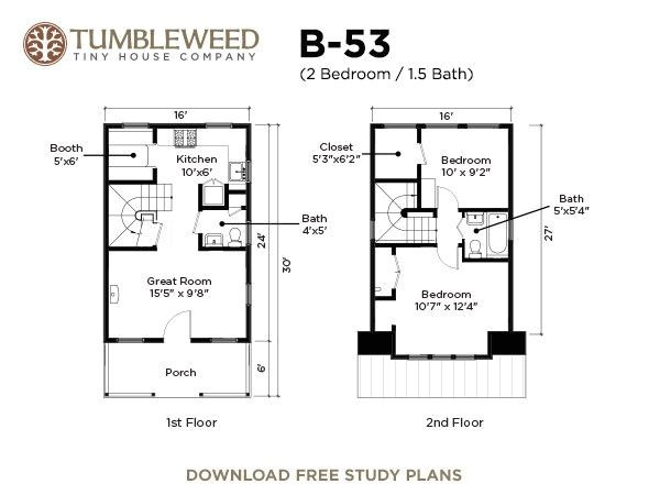 photos of b 53 tumbleweed