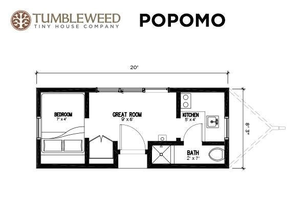 Tumbleweed Home Plans the Compact Style Of Tiny Tumbleweed Homes