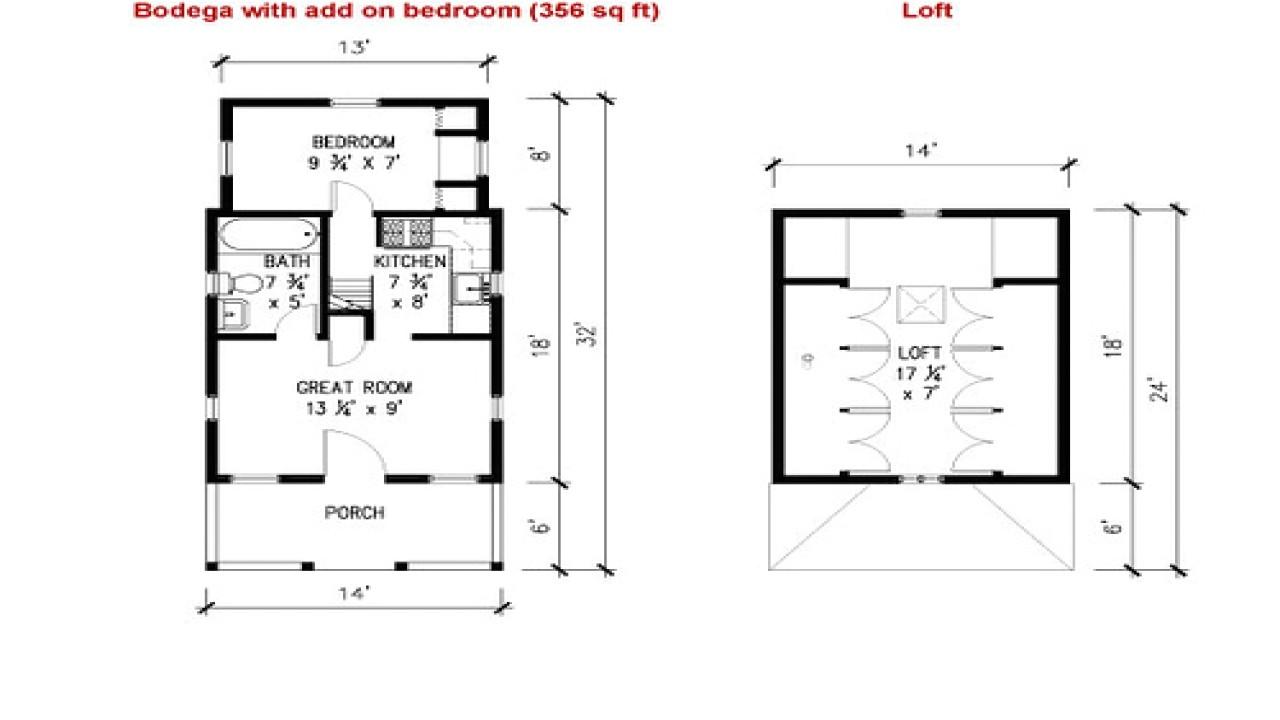 tumbleweed house plans free