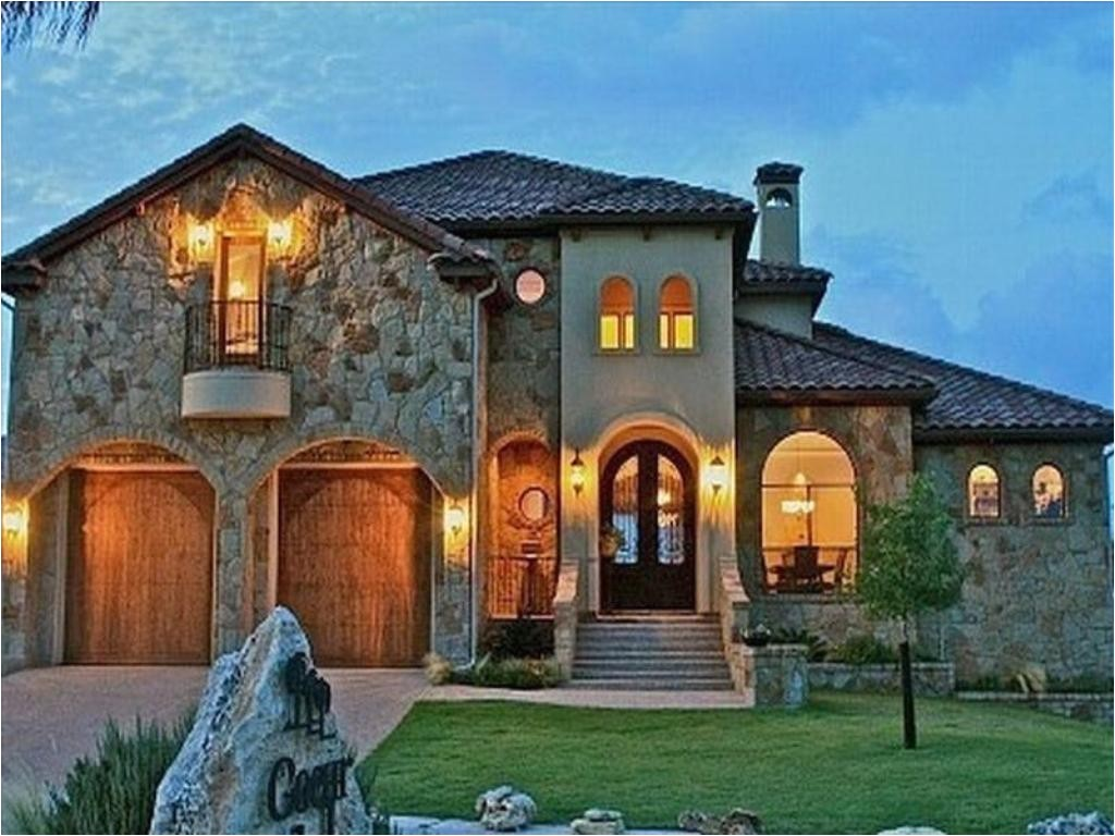 small tuscan style house plans idea