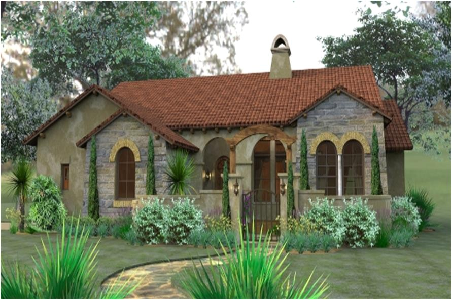 small house plans tuscan style