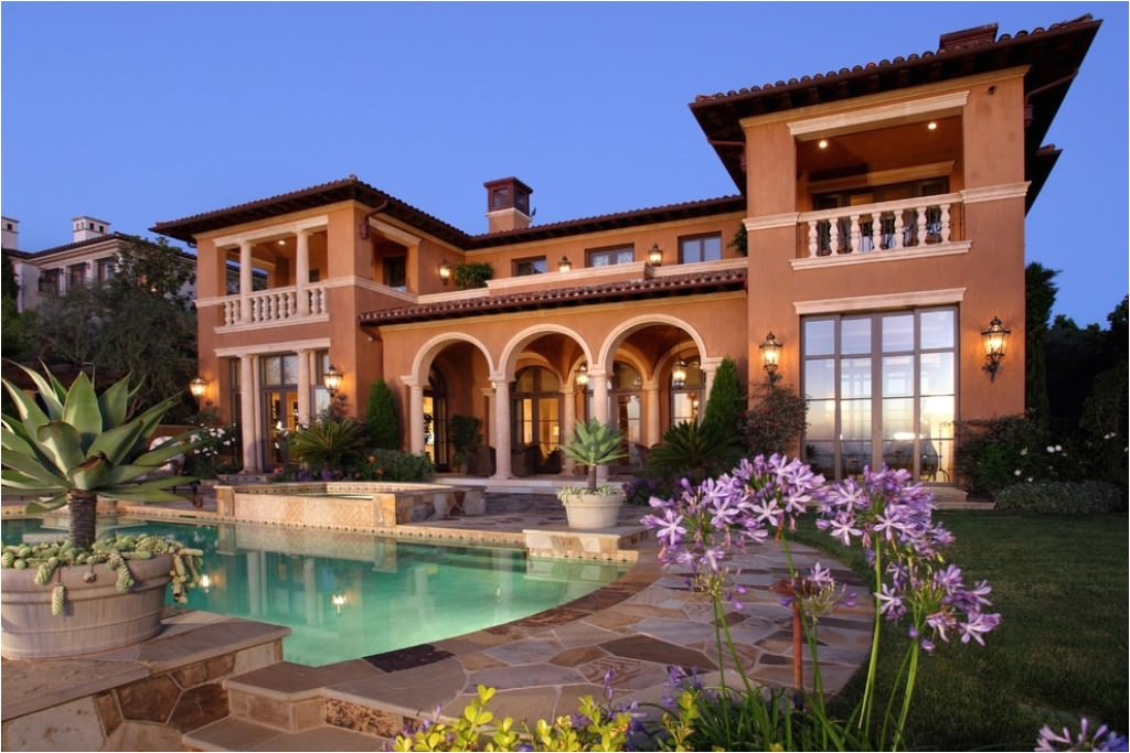 tuscan style house plan