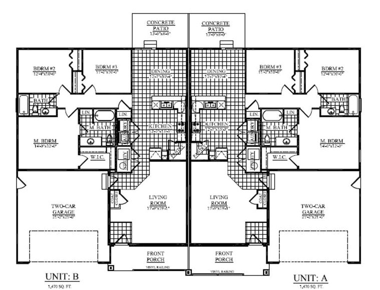marvelous twin home plans 1 twin home floor plans