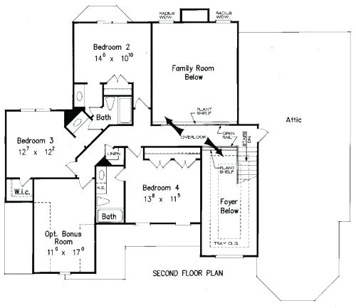 house plans with first floor master