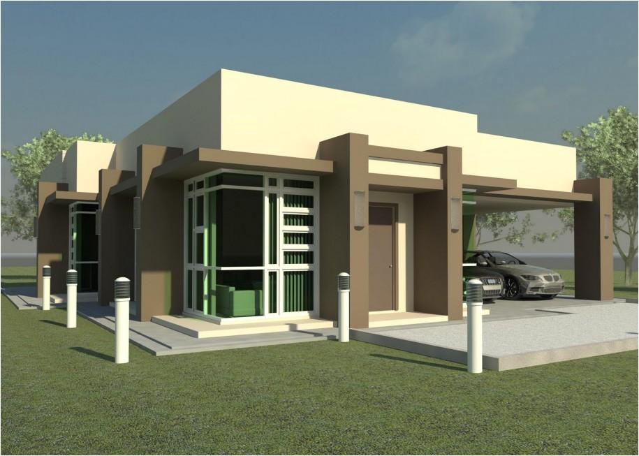 ultra modern small house plans 2