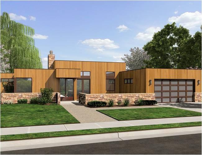 ultra modern home plans design