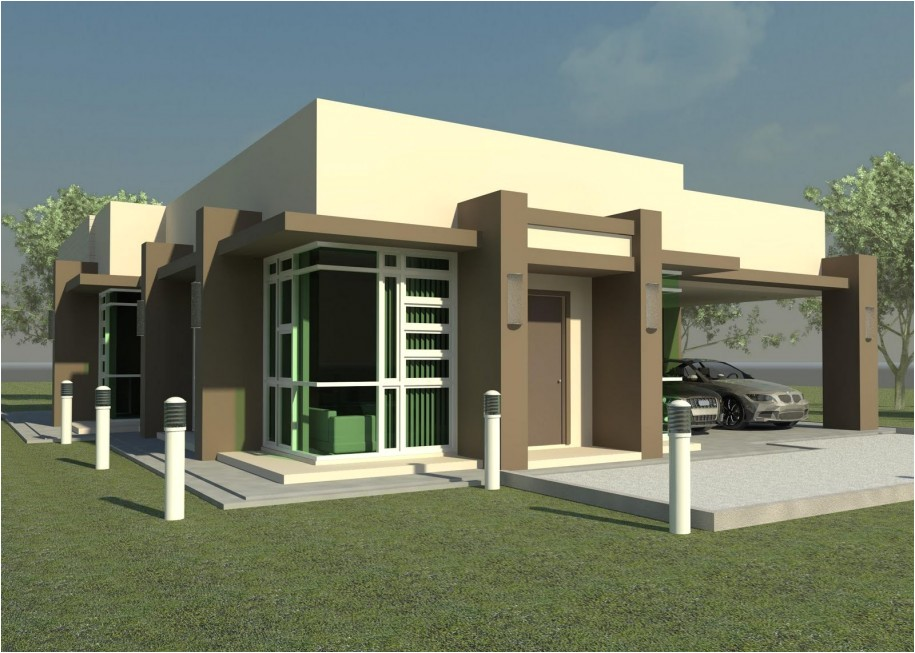 ultra modern small house plans 2