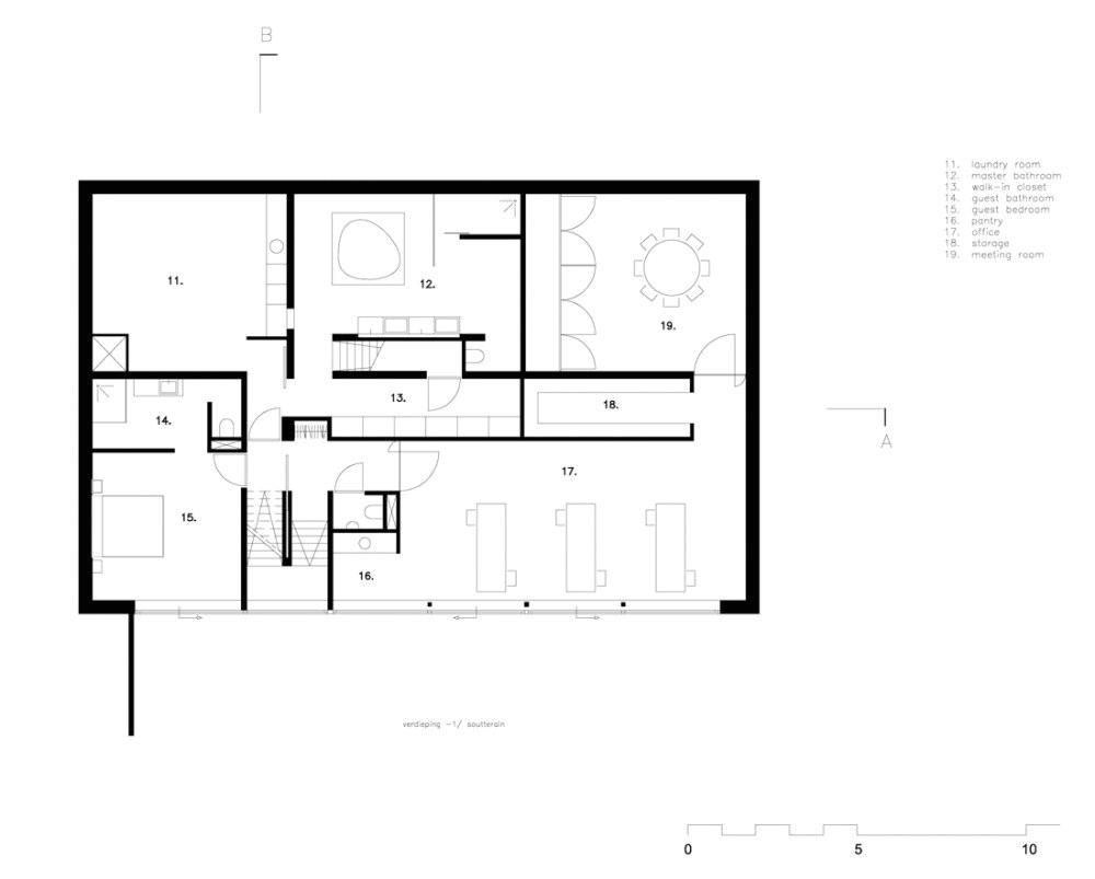 high quality underground home plans 8 underground house floor plans